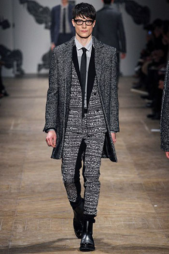 Lifestyle Viktor Rolf Fall Winter Mens Fashion Look 25