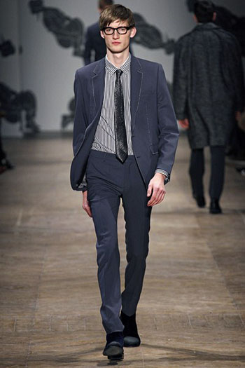 Lifestyle Viktor Rolf Fall Winter Mens Fashion Look 26