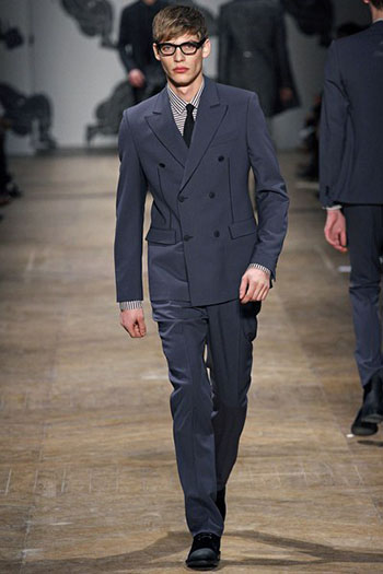 Lifestyle Viktor Rolf Fall Winter Mens Fashion Look 27