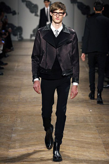 Lifestyle Viktor Rolf Fall Winter Mens Fashion Look 3