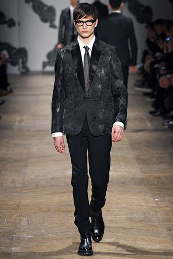 Lifestyle Viktor Rolf Fall Winter Mens Fashion Look 30