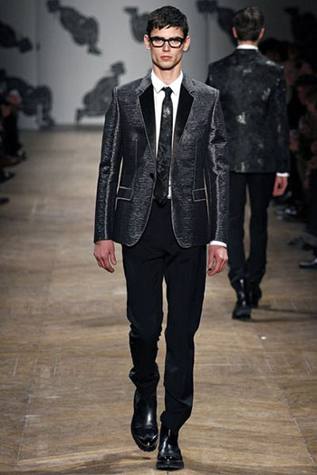 Lifestyle Viktor Rolf Fall Winter Mens Fashion Look 31
