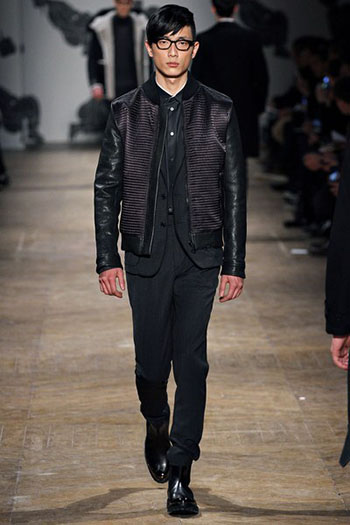 Lifestyle Viktor Rolf Fall Winter Mens Fashion Look 6