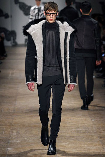 Lifestyle Viktor Rolf Fall Winter Mens Fashion Look 7