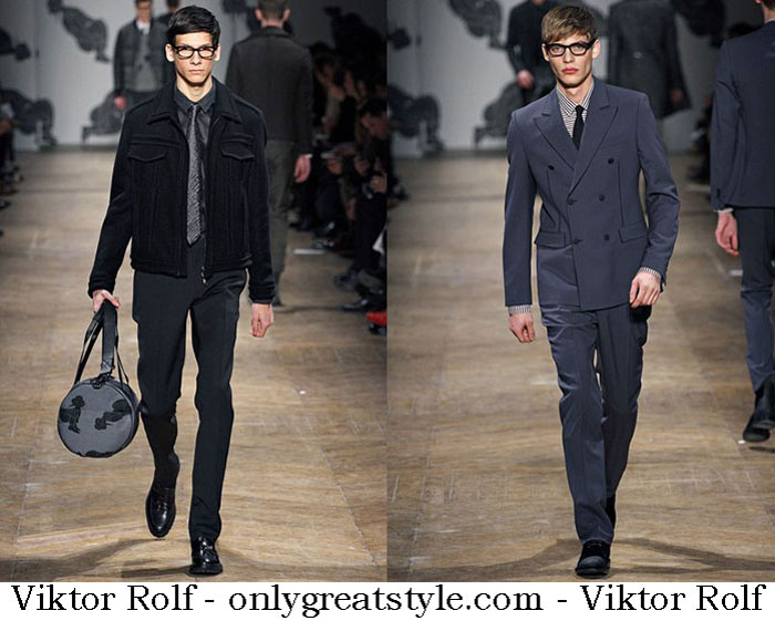 Viktor Rolf Fall Winter 2013 2014 Mens