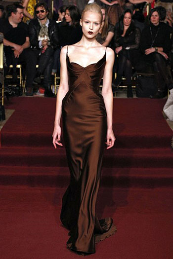 Zac Posen Fall Winter Fashion Clothing Women Look 28
