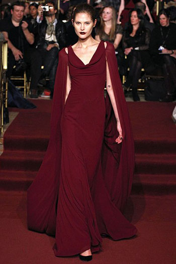 Zac Posen Fall Winter Fashion Clothing Women Look 37