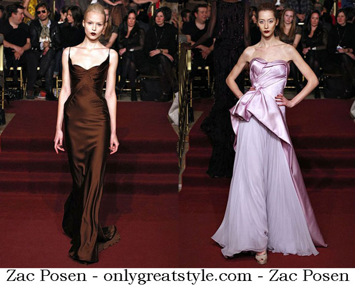 Zac Posen Fall Winter New Collection