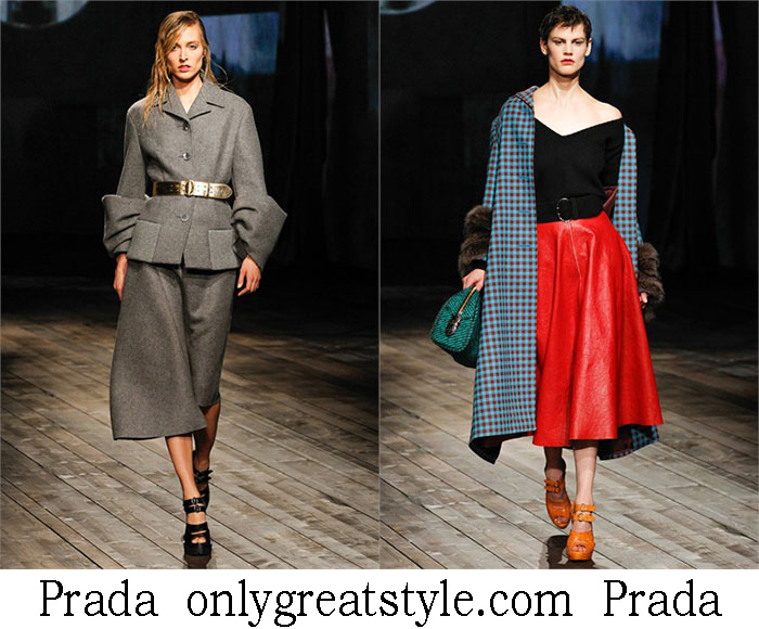 Lifestyle Prada fall winter for women