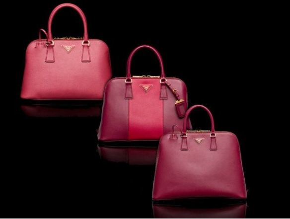 Prada Collection Handbags Fall Winter 2014 For Women