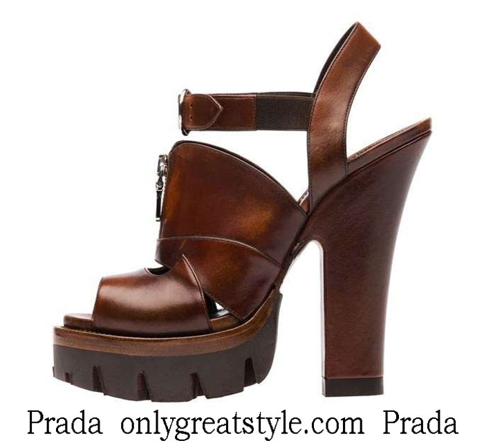 Shoes Prada Fall Winter 2013 2014 Footwear Look 4