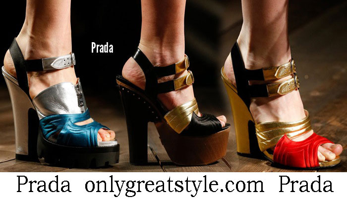 Shoes Prada Fall Winter 2013 2014 Footwear Look 6