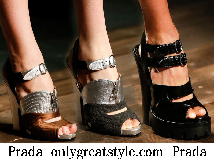 Shoes Prada Fall Winter 2013 2014 Footwear Look 7