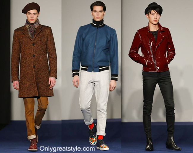 Clothing accessories Agnes B fall winter 2014 2015