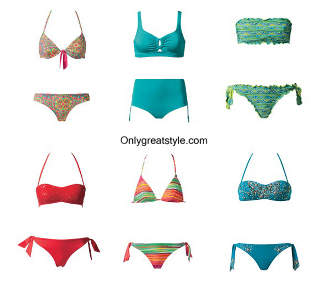 575610a335b7 Swimwear Calzedonia summer 2014 beachwear womens