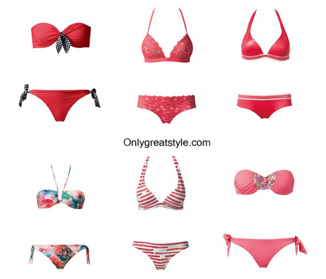Catalog Calzedonia 2014 summer beachwear
