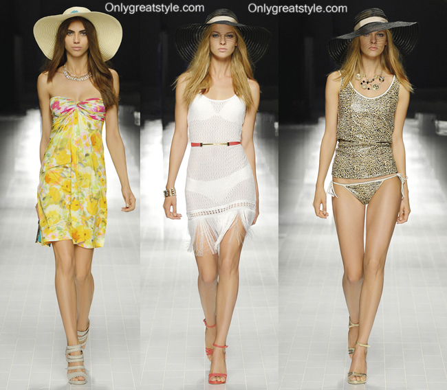 Clothing accessories Blumarine wear to beach 2014