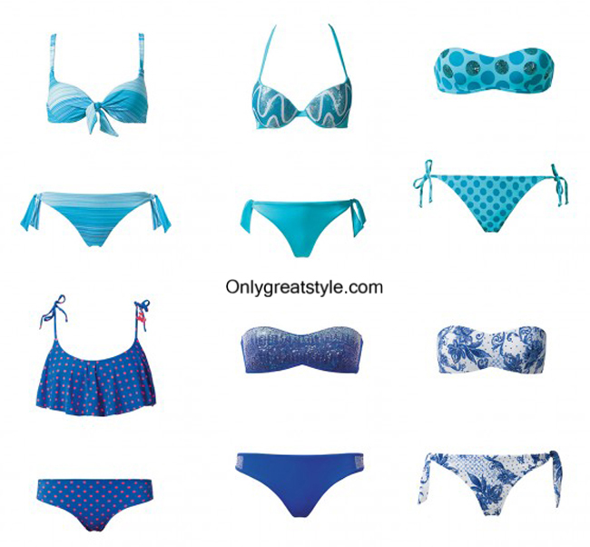 Clothing accessories Calzedonia wear to beach 2014
