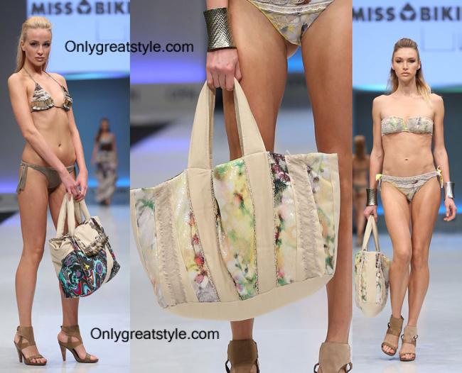 Clothing accessories Miss Bikini wear to beach 2014
