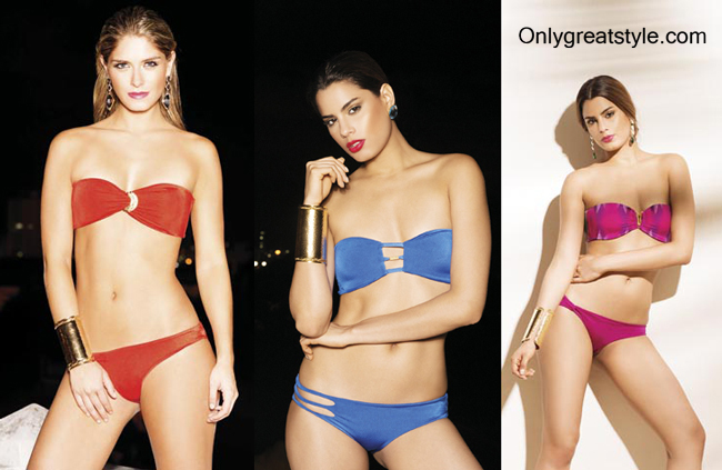 Collection Caffe bikini for women summer 2014