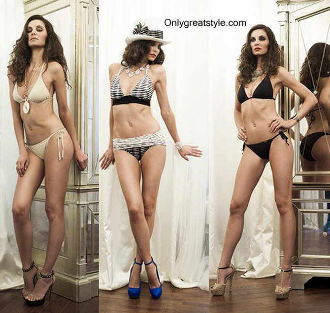 Collection Caitlin Kelly bikini for women summer 2014