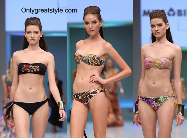 Fashion trends bikini Miss Bikini 2014 womenswear
