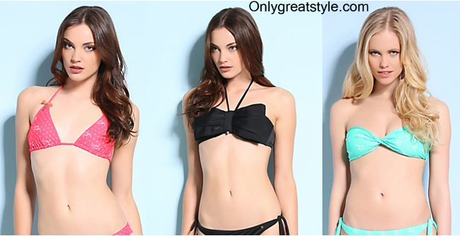 Fashion trends bikinis Guess 2014 womenswear