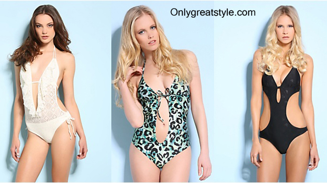 Swimsuits Guess spring summer 2014 style for women