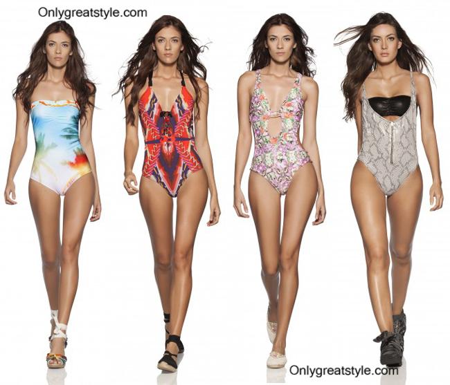 Swimwear Agua Bendita 2014 womenswear swimsuits