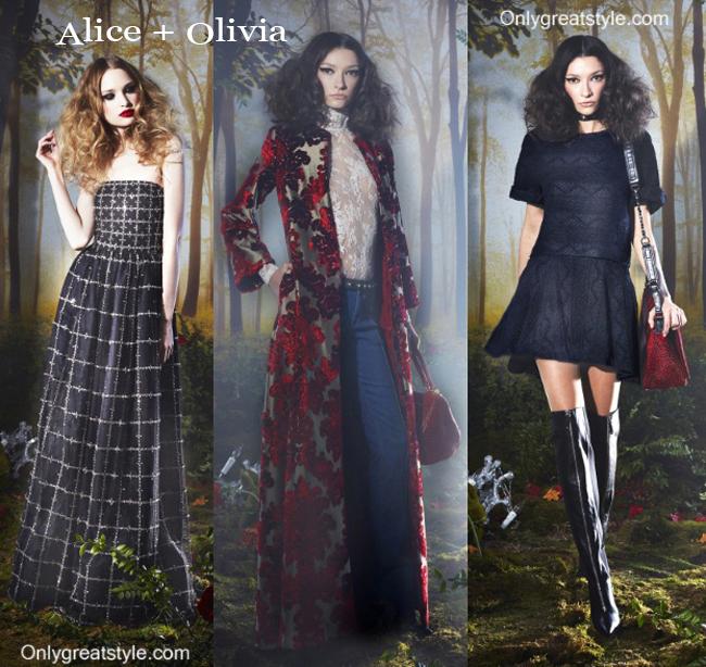 Clothing-Alice-Olivia-fall-winter-2014-2015-womenswear