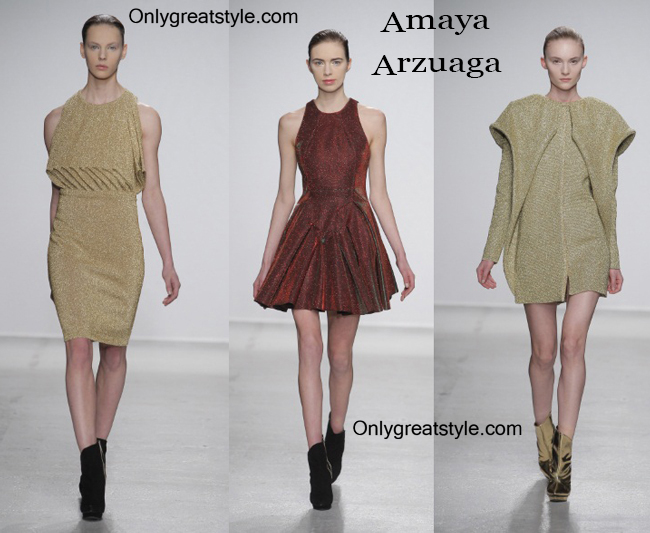 Clothing Amaya Arzuaga fall winter style for women