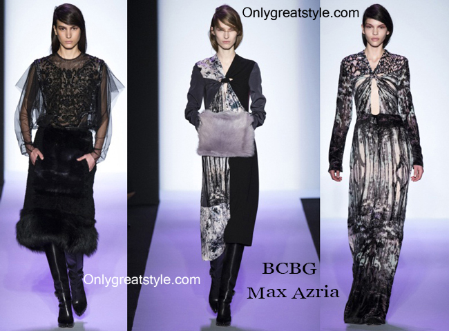 Clothing BCBG Max Azria fall winter style for women