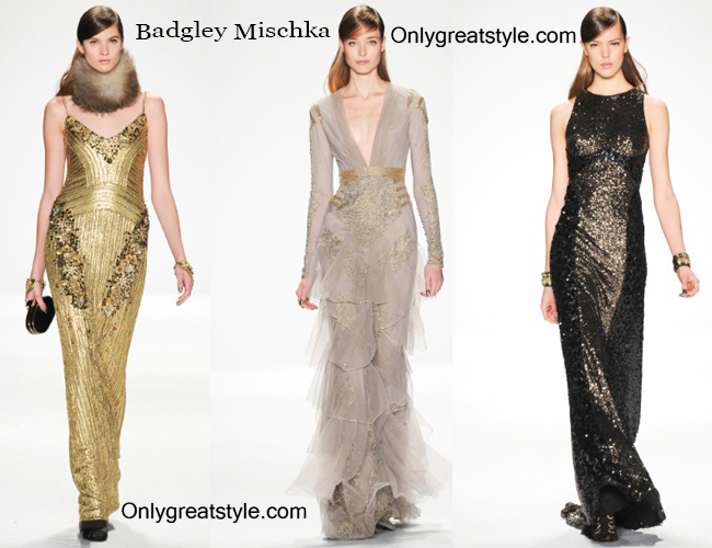 Clothing Badgley Mischka fall winter style for women