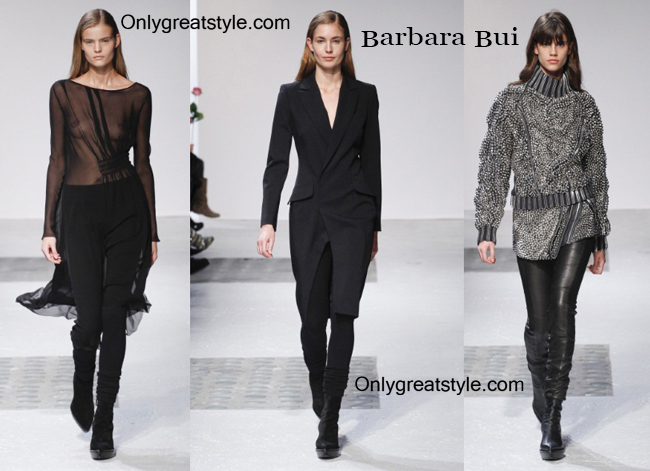 Clothing Barbara Bui fall winter style for women