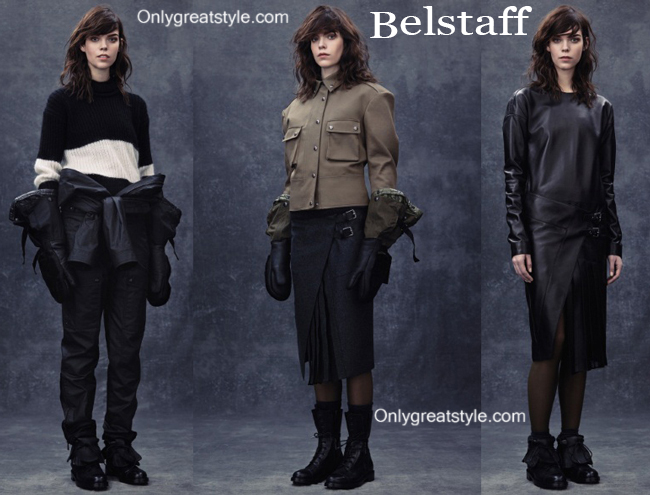 Clothing Belstaff fall winter style for women