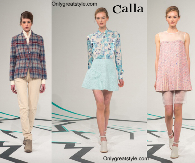 Clothing Calla fall winter style for women