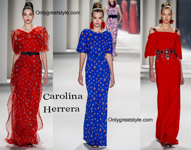 Clothing Carolina Herrera fall winter style for women