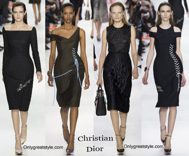 Clothing Christian Dior fall winter 2014 2015 for women
