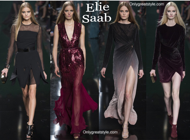 Clothing Elie Saab fall winter 2014 2015 style for women