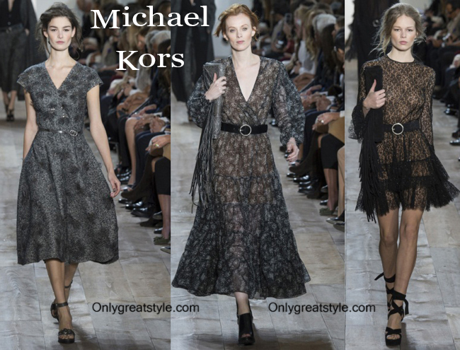 Clothing Michael Kors fall winter style for women