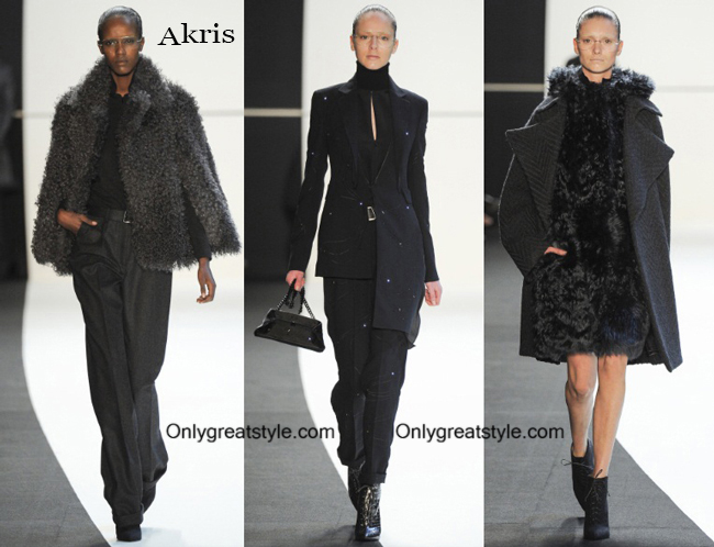 Clothing accessories Akris fall winter 2014 2015