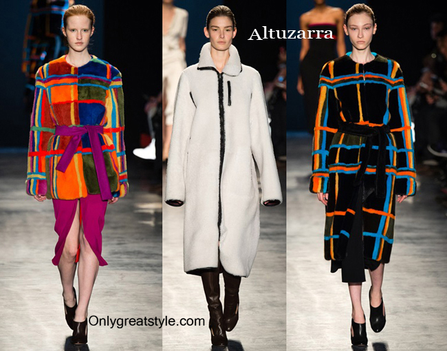 Clothing accessories Altuzarra fall winter 2014 2015
