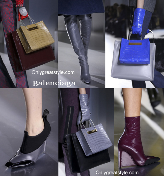 Clothing accessories Balenciaga fall winter 2014 2015