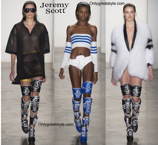 Clothing accessories Jeremy Scott fall winter 2014 2015