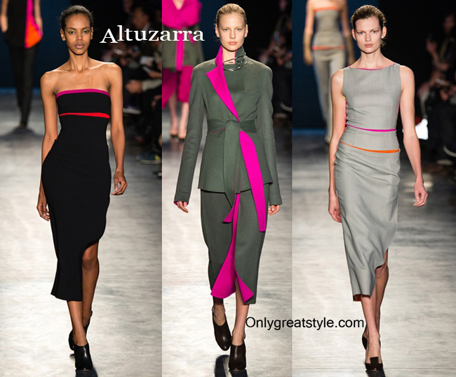 Dresses Altuzarra fall winter 2014 2015 style