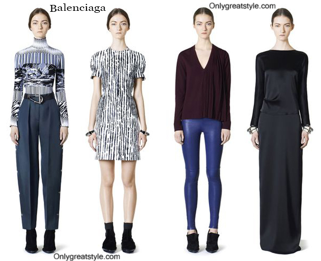 Dresses Balenciaga fall winter 2014 2015 style for women
