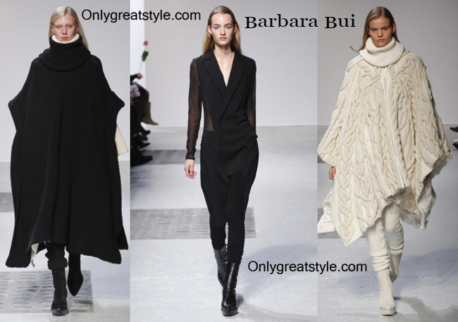 Fashion-Barbara-Bui-fall-winter-2014-2015-womenswear