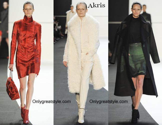 Fashion-show-Akris-fall-winter-2014-2015-womenswear