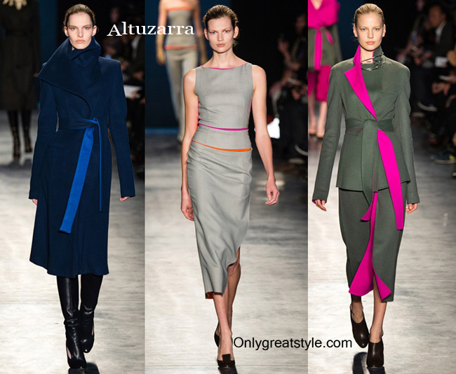 Fashion-show-Altuzarra-fall-winter-2014-2015-womenswear
