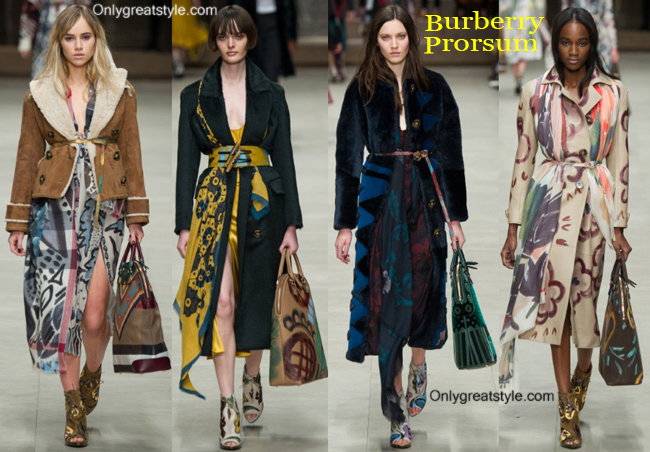 Fashion-show-Burberry-fall-winter-2014-2015-womenswear